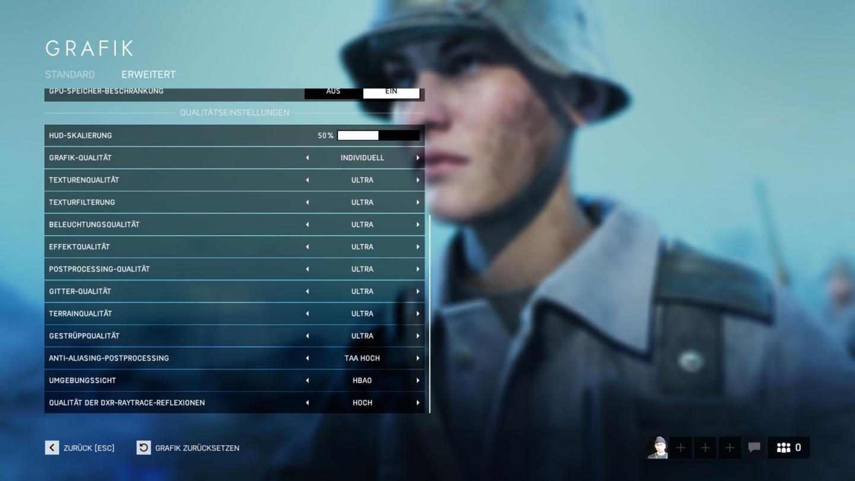 Battlefield V con trazado de rayos funciona en tarjetas gráficas sin núcleos RT 31