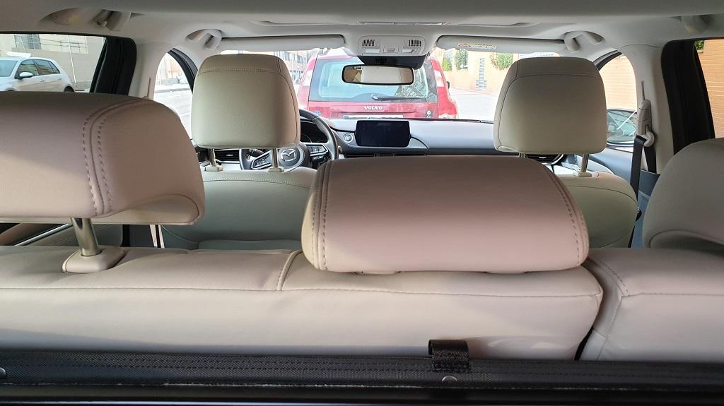 Mazda 6 Wagon, tiburones 35