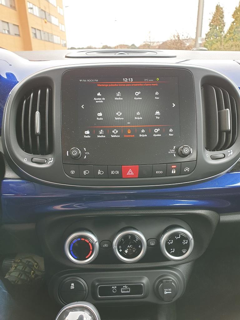 Fiat 500L, a escala 38
