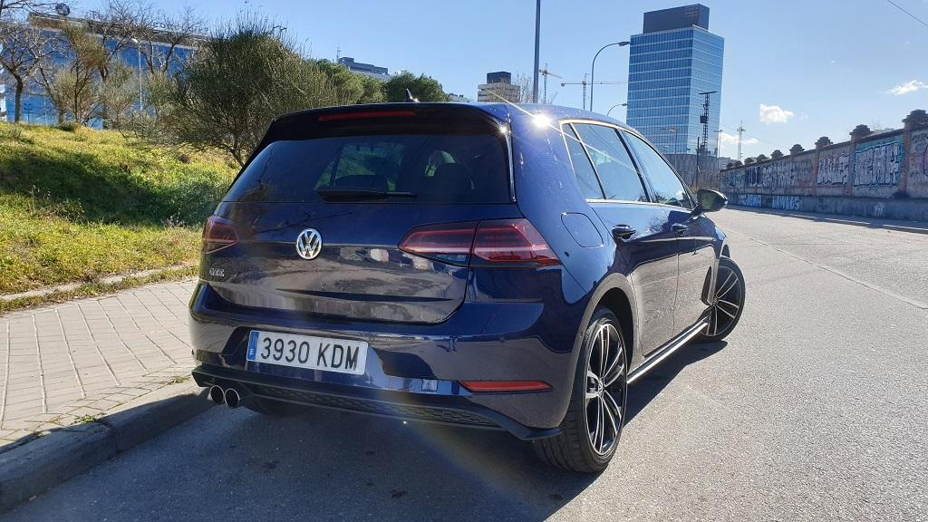 Volkswagen Golf GTE, conexiones 51