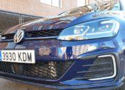 Volkswagen Golf GTE, conexiones 123