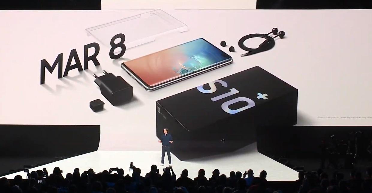Samsung presenta los Galaxy S10: características, precio y todo lo que debes saber 78