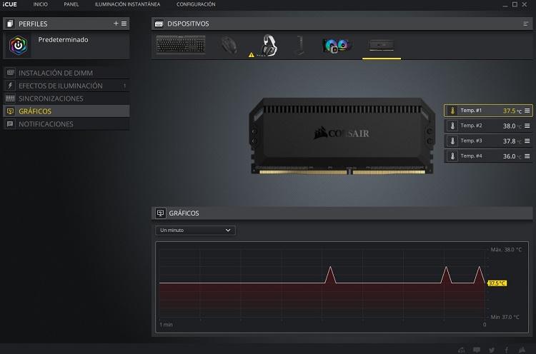 Corsair Dominator Platinum RGB DDR4, análisis: luces, cámara ¡acción! 59