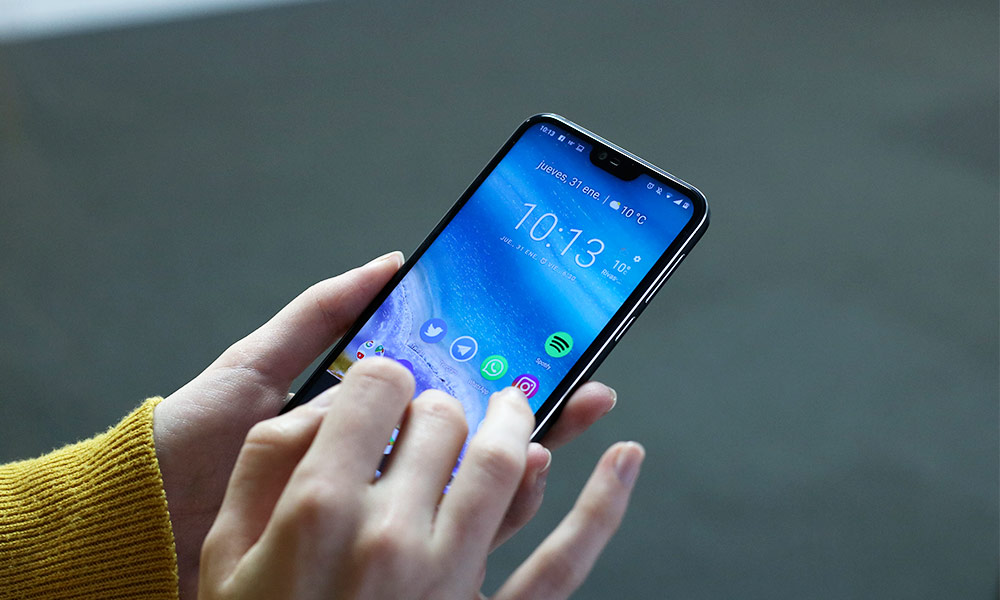 Nokia 7.1, análisis: La belleza no se puede limitar al exterior 57