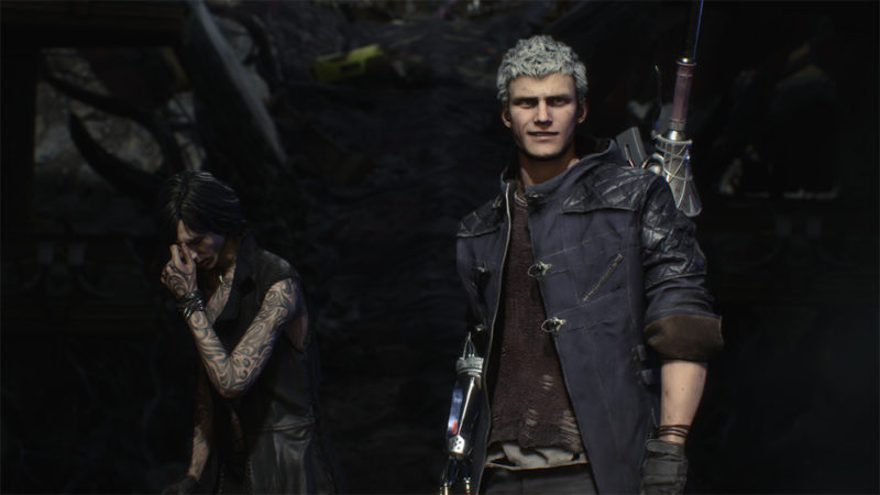 Devil May Cry 5 Personajes