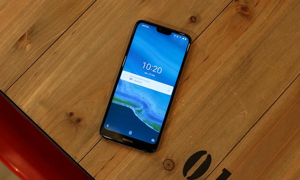 Nokia 7.1, análisis: La belleza no se puede limitar al exterior 55