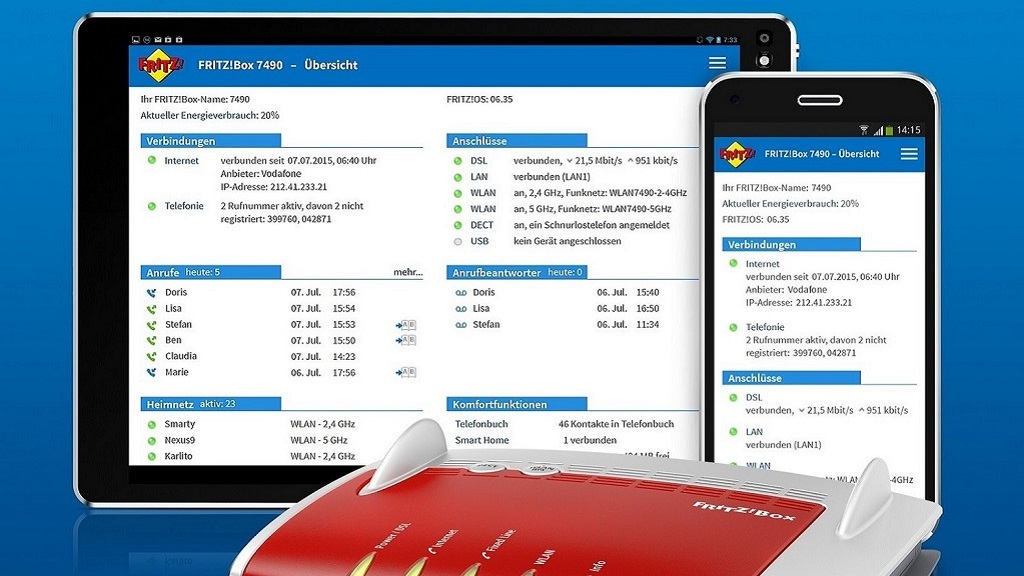 MyFRITZ!App 2 de AVM: qué es, qué ofrece y cómo utilizarla 29