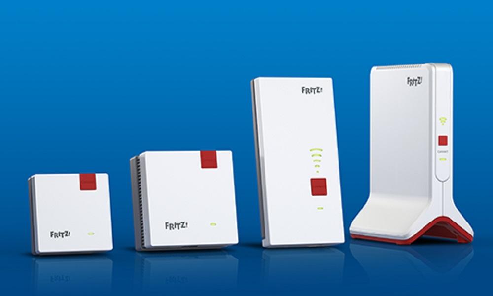 AVM presentará nuevos FRITZ!Repeater para WiFi Mesh y FRITZ!Box Gigabit Ethernet 29