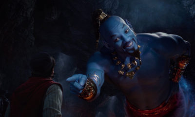 Aladdin Genio Will Smith