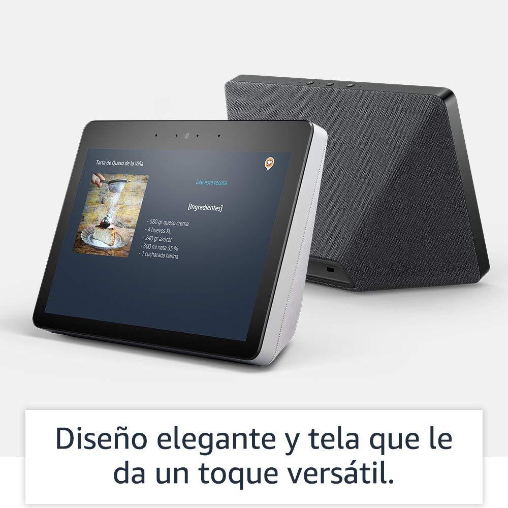 Amazon Echo Show: un altavoz inteligente con corazón Intel 32