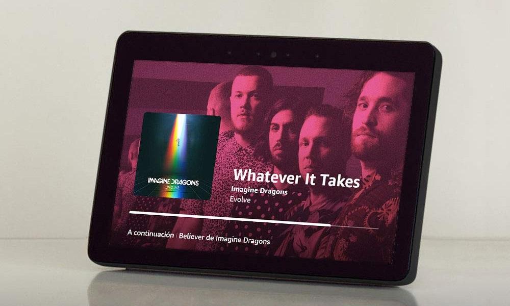 Amazon Echo Show: un altavoz inteligente con corazón Intel 30