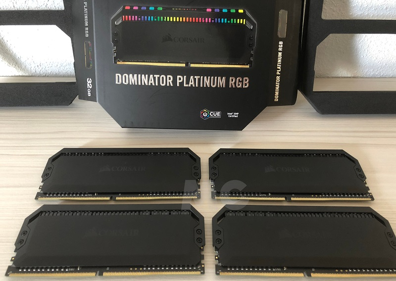 Corsair Dominator Platinum RGB DDR4, análisis: luces, cámara ¡acción! 37