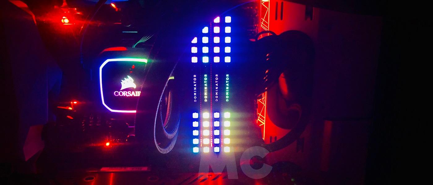 Corsair Dominator Platinum RGB DDR4, análisis: luces, cámara ¡acción! 27