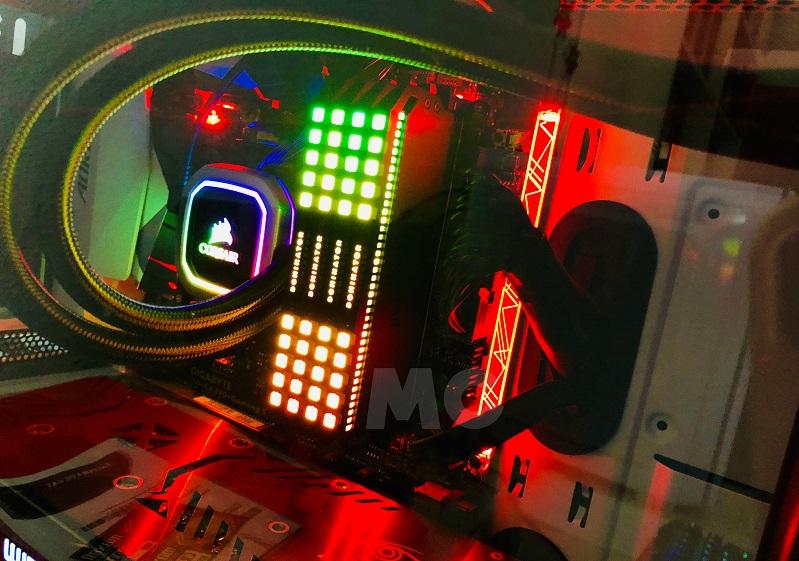 Corsair Dominator Platinum RGB DDR4, análisis: luces, cámara ¡acción! 43