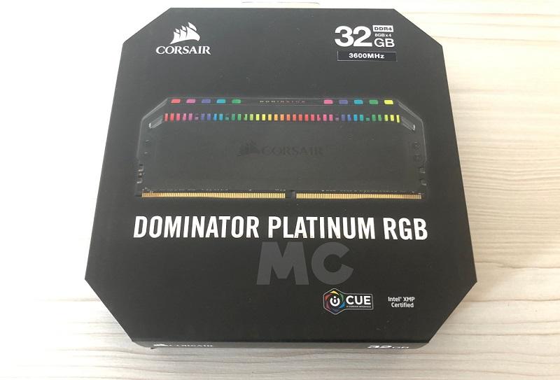 Corsair Dominator Platinum RGB DDR4, análisis: luces, cámara ¡acción! 29