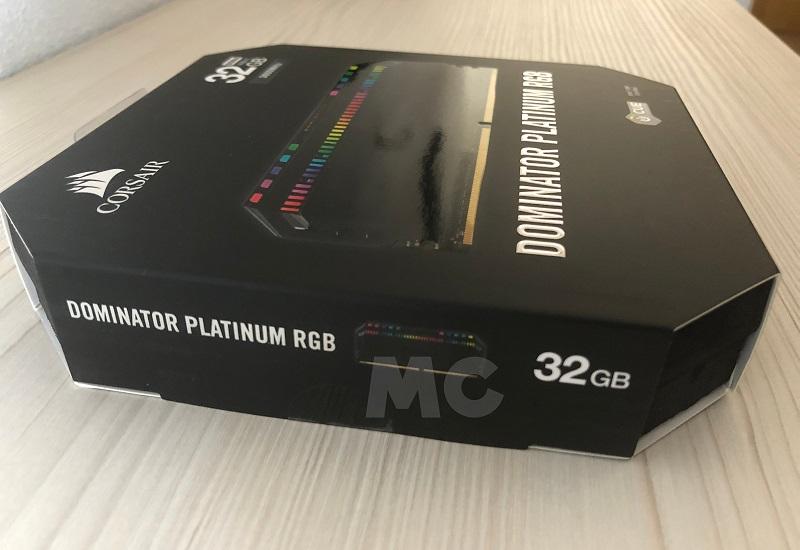 Corsair Dominator Platinum RGB DDR4, análisis: luces, cámara ¡acción! 31