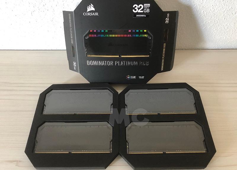 Corsair Dominator Platinum RGB DDR4, análisis: luces, cámara ¡acción! 35