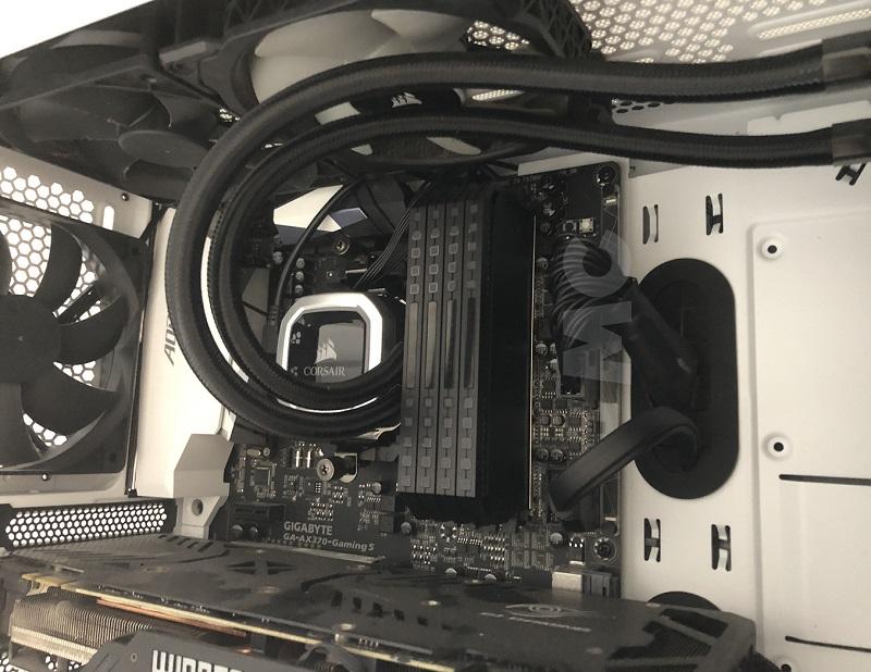Corsair Dominator Platinum RGB DDR4, análisis: luces, cámara ¡acción! 41