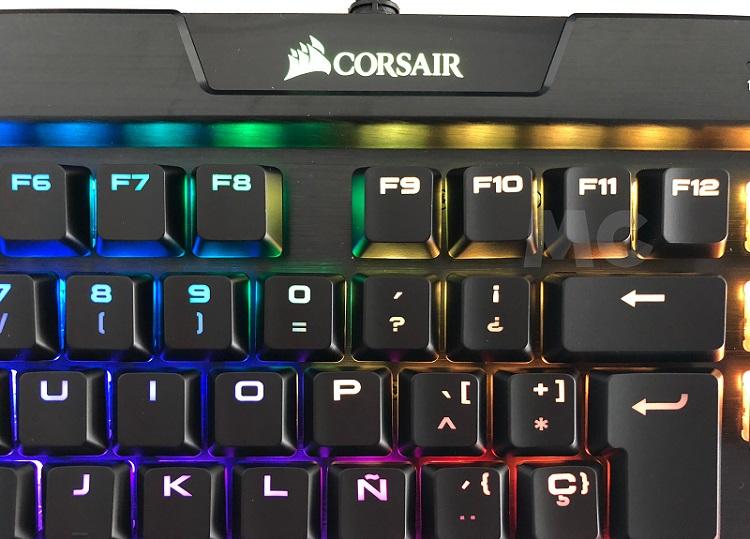Corsair K70 RGB MK.2 Low Profile, análisis: pulsaciones a quemarropa 56