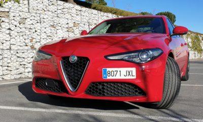 Alfa Romeo Giulia 200CV, vitalidad 214