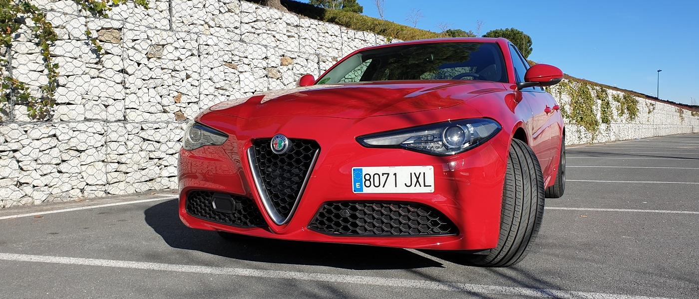 Alfa Romeo Giulia 200CV, vitalidad 28