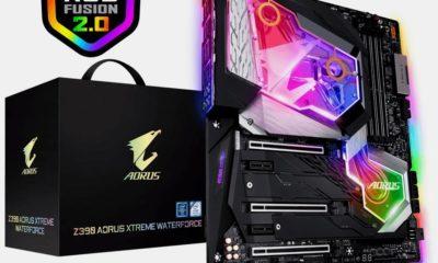 GIGABYTE Z390 Aorus Xtreme Waterforce: la placa base que cuesta más que un PC completo 98