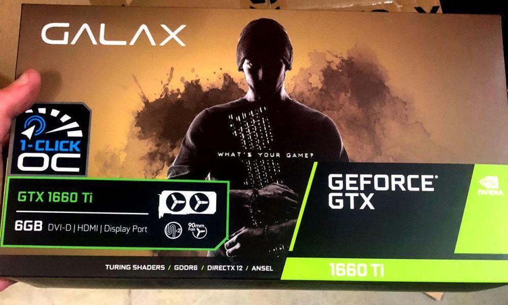 Filtrados varios modelos de GeForce GTX 1660 Ti: lanzamiento inminente 29