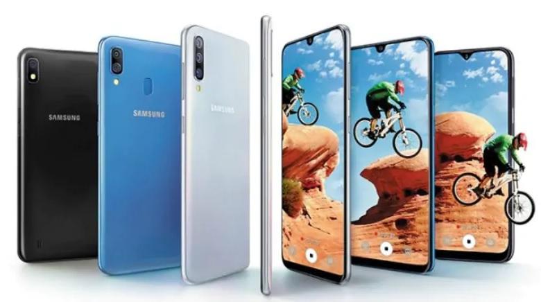 Samsung presenta los Galaxy A30 y Galaxy A50 con pantalla Infinity-U 30