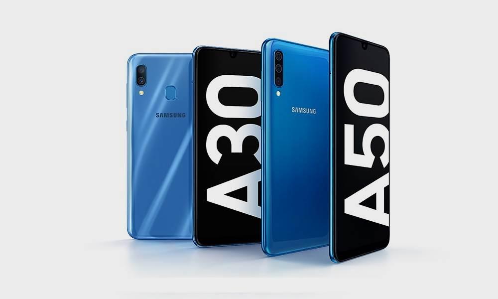 Samsung presenta los Galaxy A30 y Galaxy A50 con pantalla Infinity-U 28
