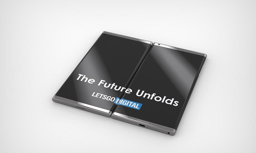 Diseño conceptual del Galaxy F de Samsung: impresionante 29