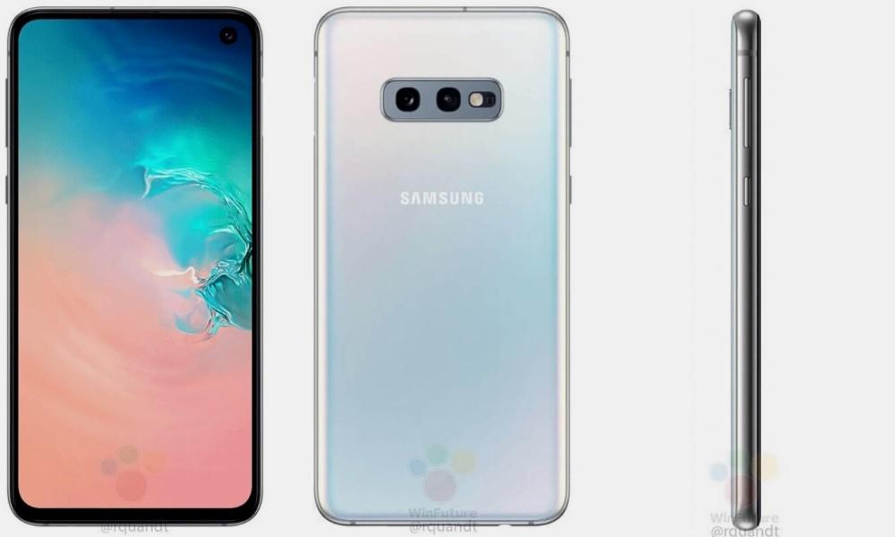 Imágenes oficiales del Galaxy S10 económico, la versión de 5,8 pulgadas 37