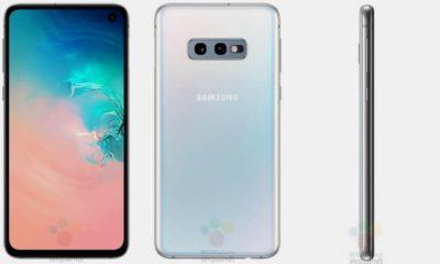 Galaxy S10e filtrado: hola pantalla Infinity-O, adiós terminación Edge 129
