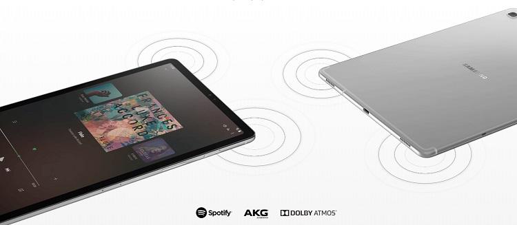 Galaxy Tab S5e: Samsung reduce los bordes en su nueva tablet 36