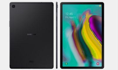 Galaxy Tab S5e: Samsung reduce los bordes en su nueva tablet 29