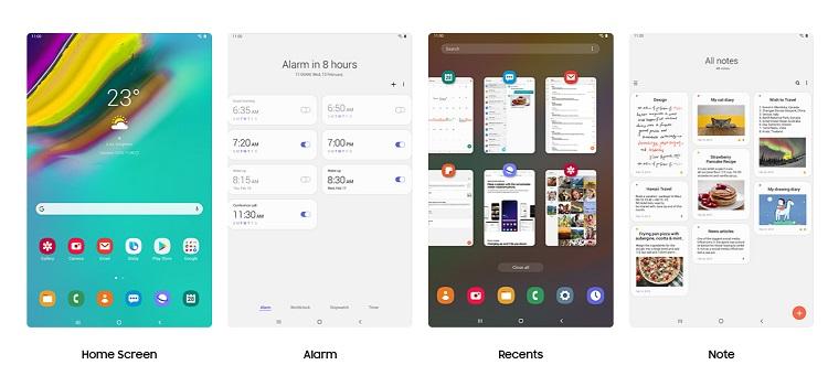 Galaxy Tab S5e: Samsung reduce los bordes en su nueva tablet 38