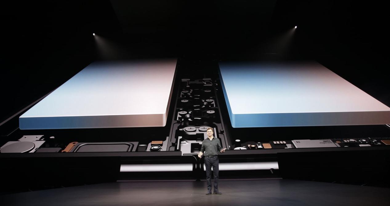Samsung presenta el smartphone plegable, Galaxy Fold 32