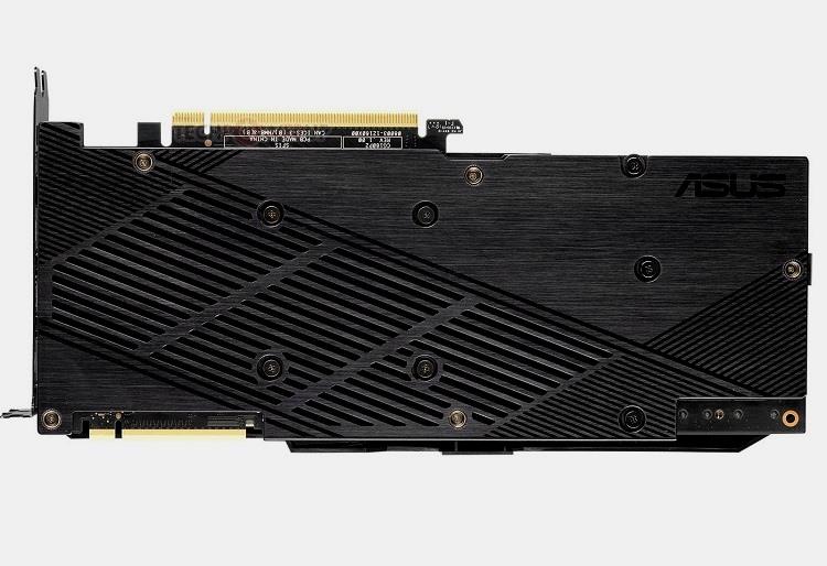 ASUS GeForce RTX 2080 Dual EVO: alto rendimiento, gran formato 32