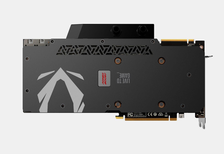 Zotac sube el listón con la GeForce RTX 2080 Ti ArcticStorm 35