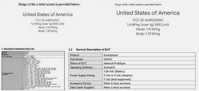 Dos nuevos Google Pixel listados por la FCC: ¿Pixel 3 Lite y Pixel 3 XL Lite? 31