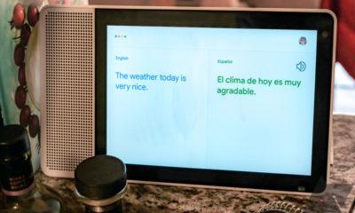 Google Home ya puede traducir