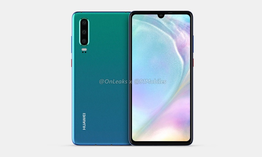 Los Huawei P30 y Huawei P30 Pro serán presentados el 26 de marzo 30
