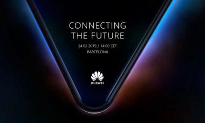 Huawei deja ver su smartphone flexible y le pone fecha de presentación 145