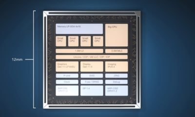 Intel Lakefield: un SoC big.LITTLE con núcleos x86 integrado en 3D 63