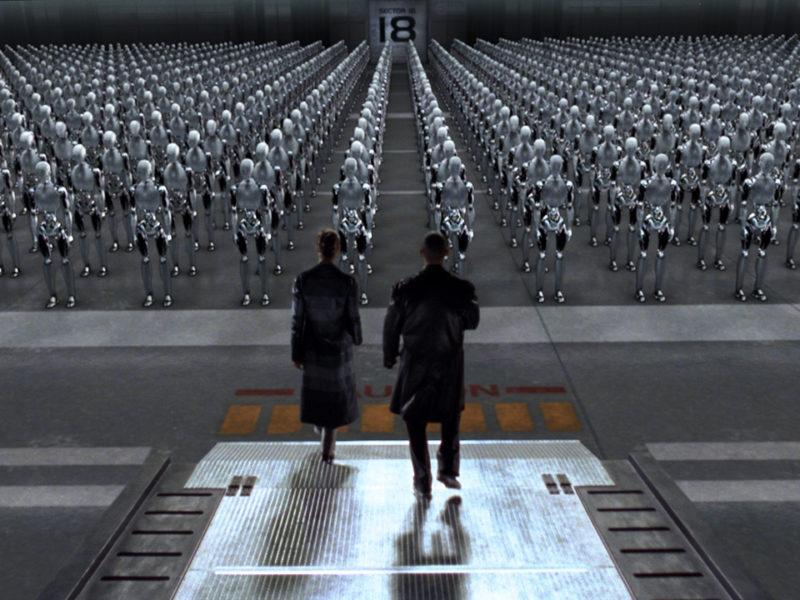 Inteligencia artificial peligros superioridad