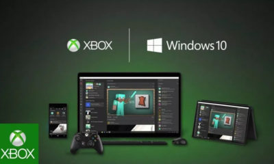 juego nativo de Xbox a Windows 10