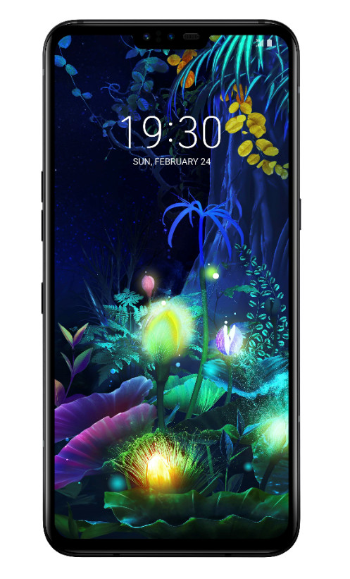LG V50 ThinQ 5G y LG G8 ThinQ