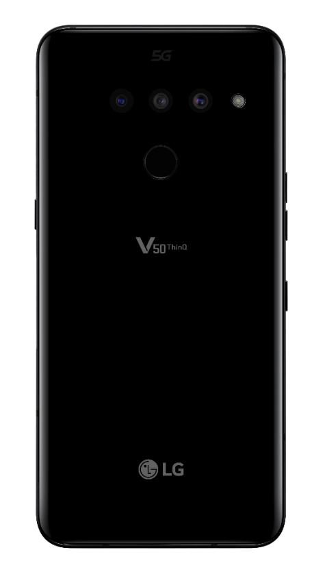 LG presenta en Barcelona los LG V50 ThinQ 5G y LG G8 ThinQ 30