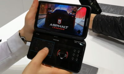 LG V50 en vídeo