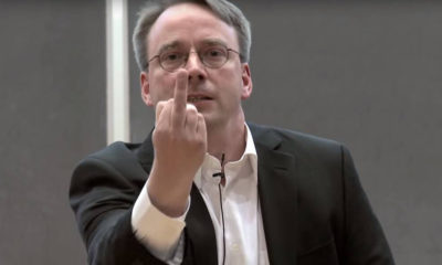 Linus Torvalds desprecia ARM como alternativa en servidores