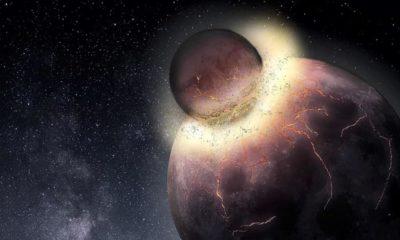 La Luna se formó con materiales de la Tierra, según la NASA 44